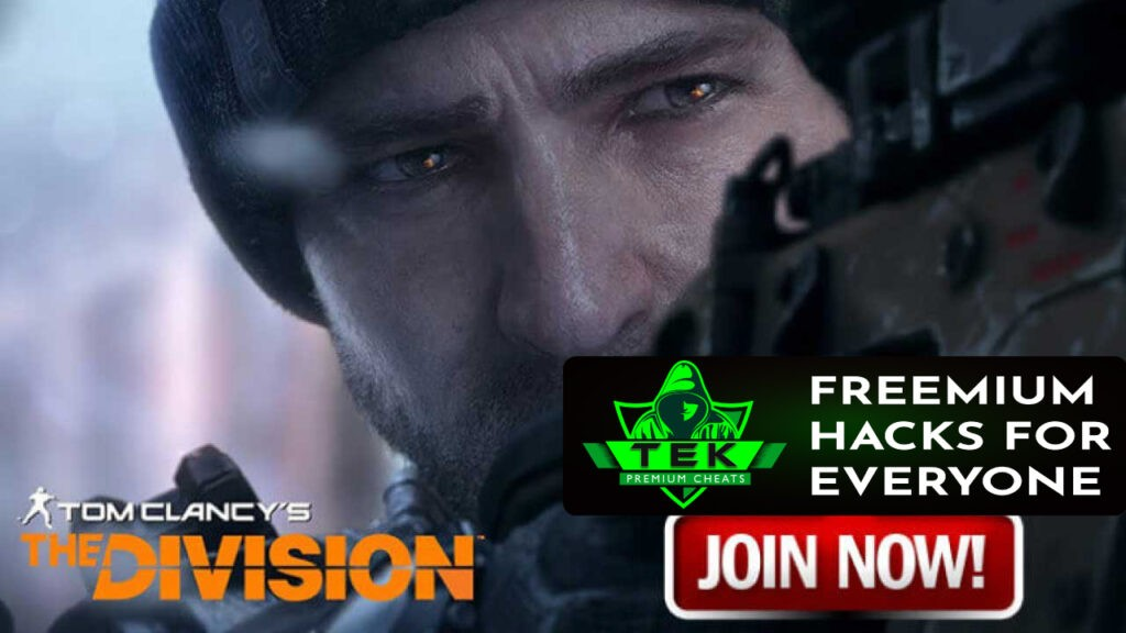 TOM CLANCYS THE DIVISION HACKS